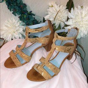 Johnston & Murphy women's sandals